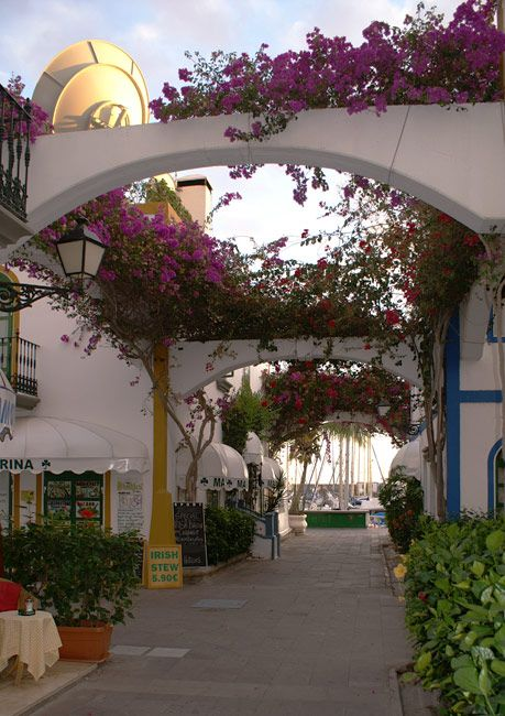 Mogan - Gran Canaria, Spain