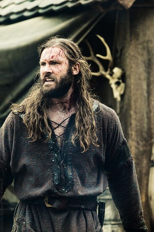 "Vikings| 2.03 ""Treachery"" | Rollo"