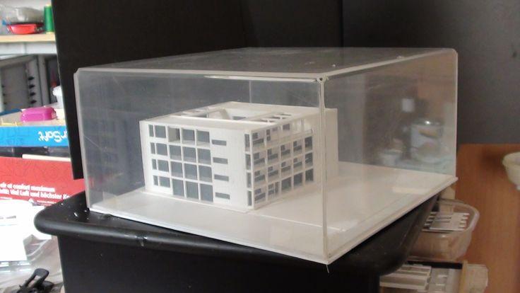 Giuseppe Terragni, Casa del Fascio - modello in scala 1:200