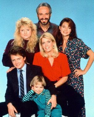 Family Ties - Favorite show. Never missed it!