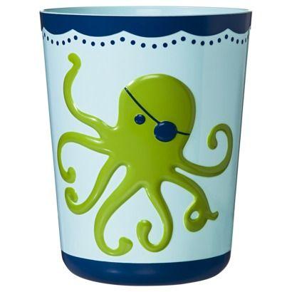 Circo® Sea Life Wastecan - Blue --Target
