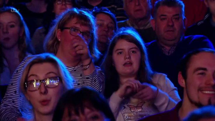 Lisa and Chris Pitman smashing tiles   Britains Got Talent 2016   Week 3 Auditions Full Version  