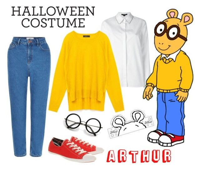 One of my favourite childhood shows is Arthur. Actually I lied, it is still one of my favourite shows! This is a great costume for people who want to be creative while using the clothes they most likely have at home.