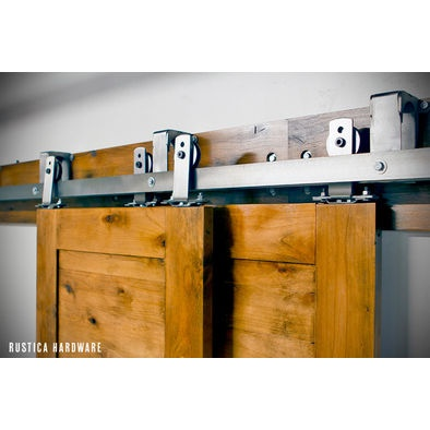 Diy Bypass Barn Door Hardware 14 best sliding closet doors images on pinterest | sliding closet
