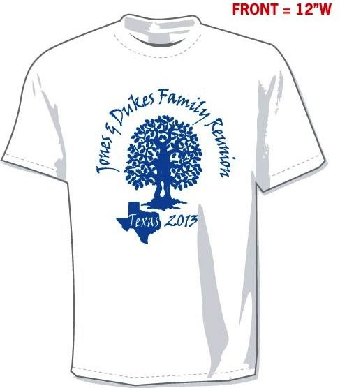 40 best t shirts images on pinterest family gatherings for Single order custom t shirts