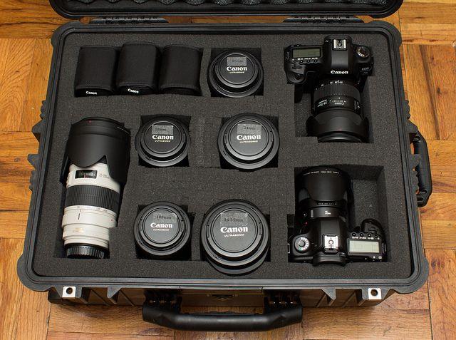Pelican 1610 gear layout — Digital Grin Photography Forum
