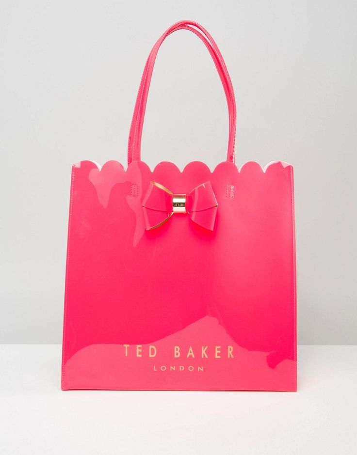Image 1 of Ted Baker Scallop Edge Icon Bag