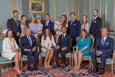 Welkom op Jonge Koninklijke Garde!: Prins Carl Phillip en Sofia Hellqvist in ondertrou...