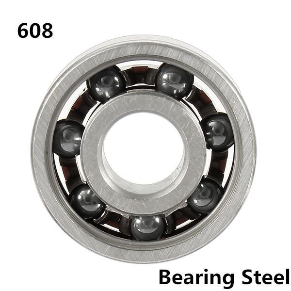 Us 2 11 21 608 8x22x7mm Ball Bearing 7 Ceramic Beads Mixed Bearing Steel Bearing For Fidget Hand Spinner Mechanical Parts From Tools Industrial Scientific O