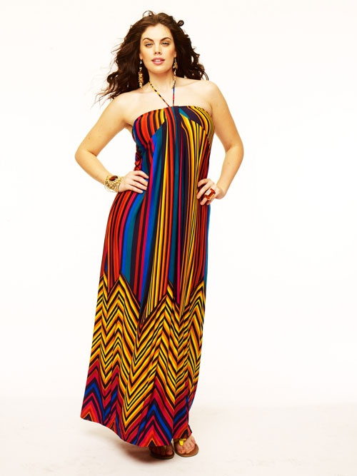 The store rainbow dresses plus