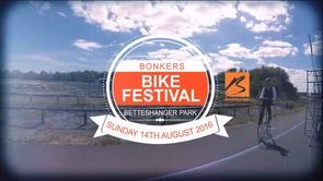 BETTESHANGER BOKERS BIKE EVENT WITH PENNY FARTHING FUN