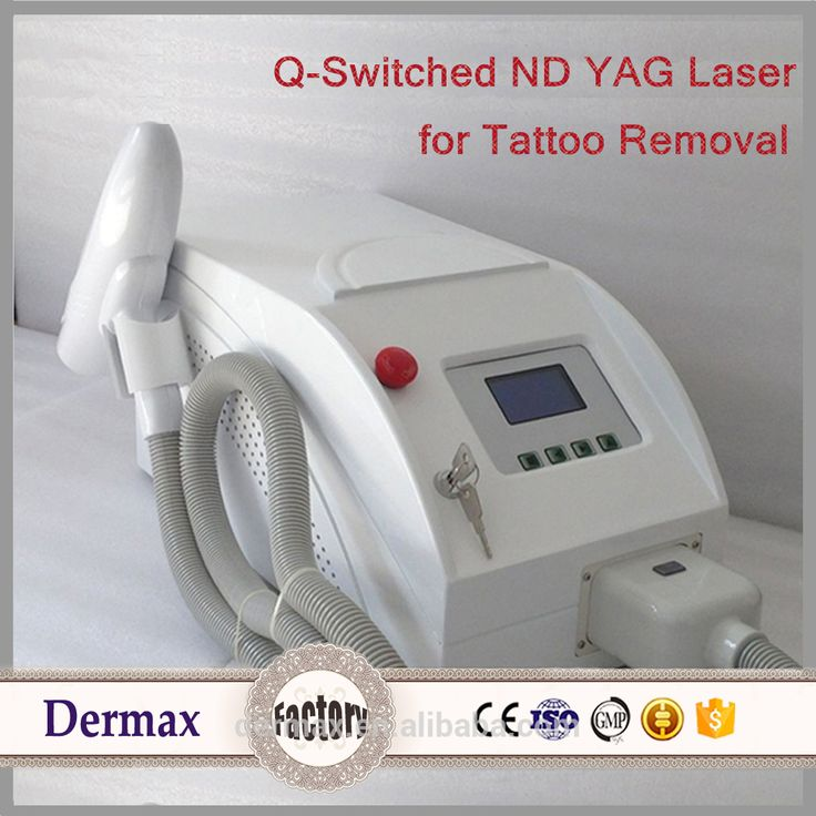 Factory Direct CE ISO Approval q switch nd yag laser