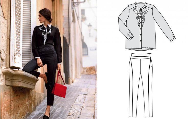 Nový módní kodex   Burda Style