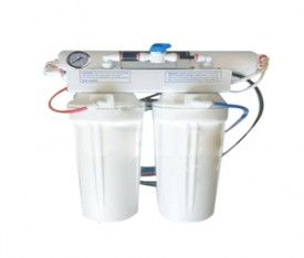 Laundry Style 3 Stage Reverse Osmosis Water Filter System