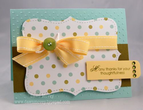 ribbon: Polka Dots, Cute Cards, Dots Cards, Ribbons Cards, Quatrefoil Cards, Cards Crafts, Paper Cards, Paper Crafts, Cards Handmade
