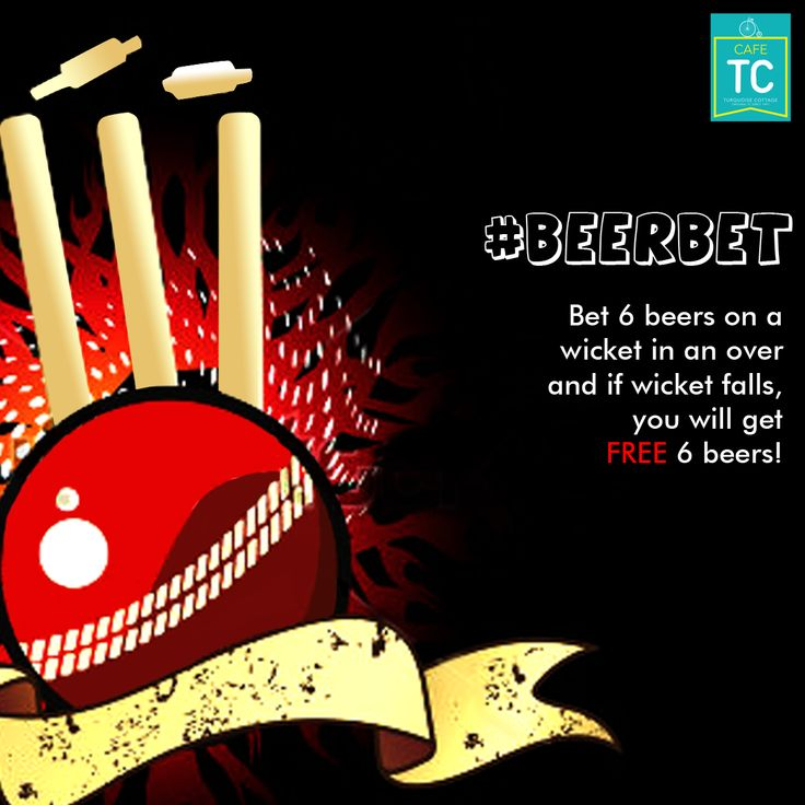 #IPL screenings couldn't have got bigger than this! Know more by calling us at 9818182812. ‪#‎LiveCricket‬ ‪#‎BeerBet‬ ‪#‎TurquoiseCottage‬