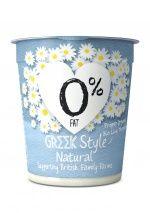 Yeo Valley 0% Fat Greek Style Natural Yogurt