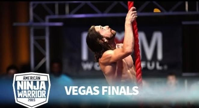 Watch This Man Become The First To Achieve Total Victory On 'American Ninja Warrior'