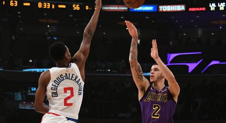 Los Angeles Lakers Vs La Clippers Nba Reddit Streams La