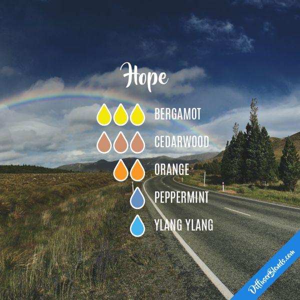 Hope - Essential Oil Diffuser Blend