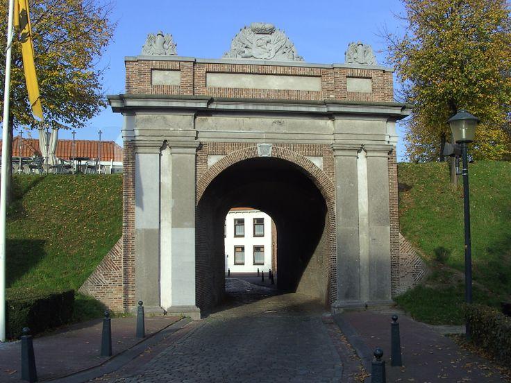 Gentse Poort in Hulst
