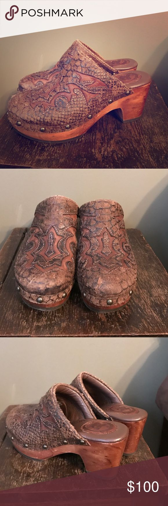 Ariat MCMXCIII, Never been worn! Ariat clogs, women's size 7B! Never been worn! Ariat Shoes Mules & Clogs