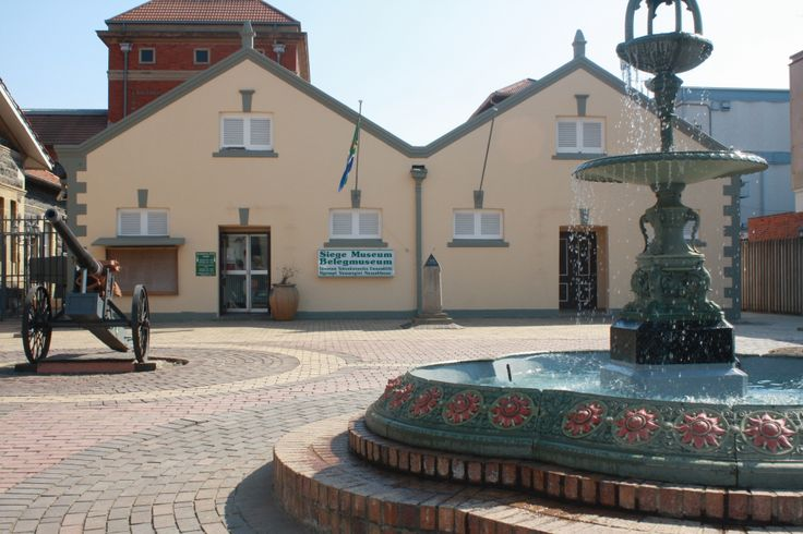Siege Museum, Ladysmith http://www.n3gateway.com/the-n3-gateway-route/emnambithi-ladysmith-municipality.htm