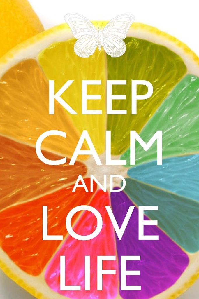 Keep calm and love life  www.CareerFlexibility.Rocks