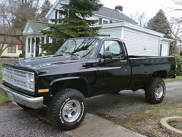Chevrolet : C/K Pickup 2500 RACE LOOK Chevy 4x4 K20 frame off restro! - http://www.legendaryfind.com/carsforsale/chevrolet-ck-pickup-2500-race-look-chevy-4x4-k20-frame-off-restro/