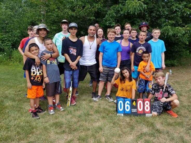 "Lake side 14"" softball tournament"