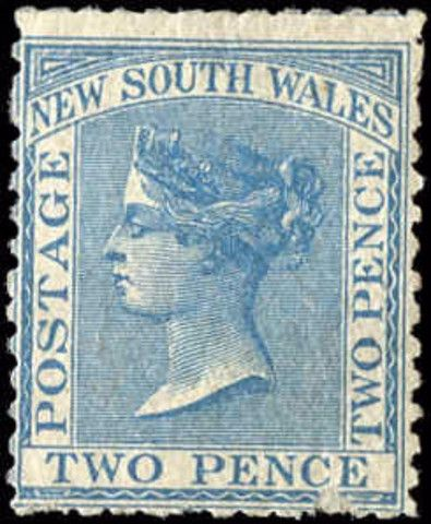 Australian States [New South Wales], ##53, F, Used