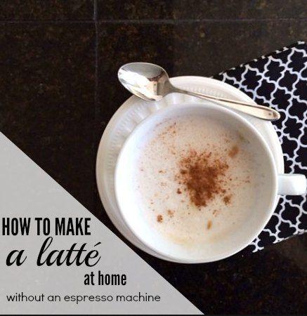 Wie man ein Latté ohne Espressomaschine zu Hause zubereitet – aktualisierte Anleitung.   – Tips and Tricks