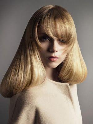 Cortes de Pelo para Cabello de largo medio : Mujer y Peinados