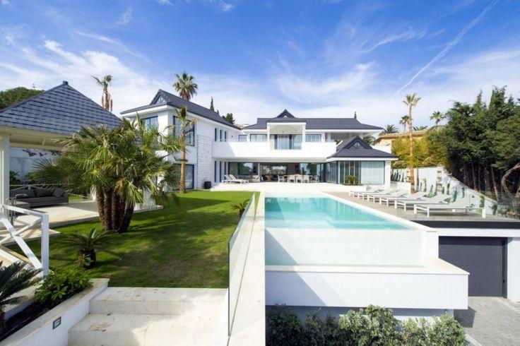 Marbesa Contemporary Villa, Marbella