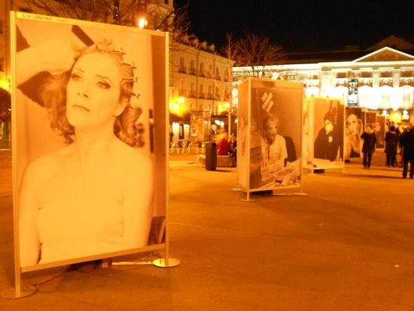 Madrid [February, 2012]  Literary district: Literary District, Madrid February