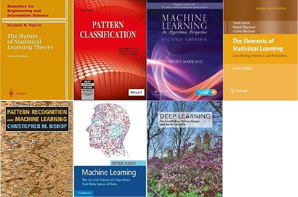 7 Books To Grasp Mathematical Foundations Of Data Science And