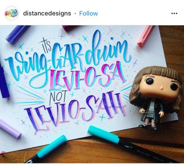 Lettering Inspiration: Instagram Features. I handpicked ten inspiring examples of lettering from our Instagram community to highlight this month!