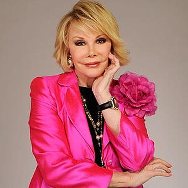 10 Ground-Breaking Female Comedians: Joan Rivers