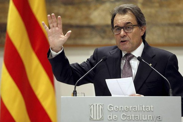5 Quotes From Artur Mas on Catalonia's Quest for Independence - WSJ