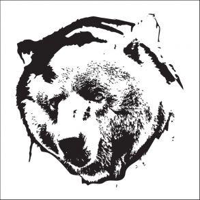 Bear - Transparent Price 6,5 € Bjørn - Gennemsigtig folie. Pris 45 dkk.