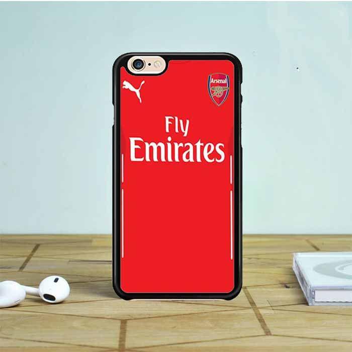 Arsenal Club iPhone 6 Case Dewantary