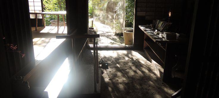 島根石見銀山「他郷阿部家」 ー 手作りの宿。2015年10月宿泊