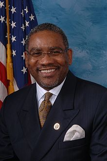 Gregory W. Meeks (1953 - ) the U.S. Representative for New York's 5th congressional district, formerly in the 6th District since 1998. He is a member of the Democratic Party. Ethnically, Gregory Meeks is of African-American heritage, and according to a DNA analysis, he descended, mainly, from people of Sierra Leone.