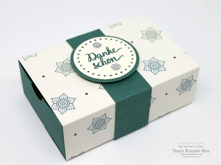 Matchbox für Mini Toblerone