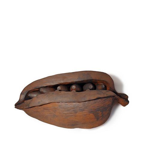 Samenkapsel, Andrea Stebler Keramik, Schweiz