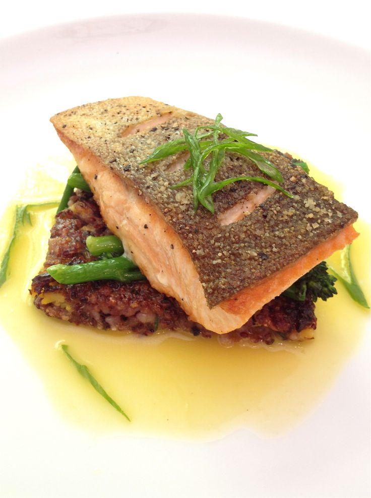 Arctic Char is a very close relative to the Salmon