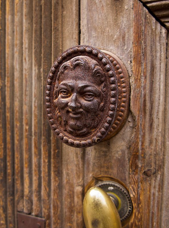 Door Pull | by Simon M Turner Door pull St Chinian Languedoc France & 2415 best Door Knockers Locks \u0026 Hardwares images on Pinterest ... Pezcame.Com