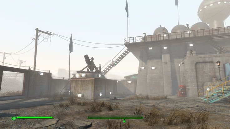 The Bastion: Warwick Castle. #Fallout4 #gaming #Fallout #Bethesda #games #PS4share #PS4 #FO4