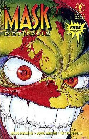 The Mask Returns (Dark Horse Comics, 1992) #4