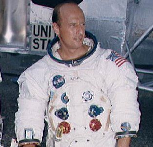 "Charles ""Pete"" Conrad, astronaut and third man to walk on the moon had dyslexia.  From the beginning, he was clearly a bright, intelligent boy, but he continually struggled with his schoolwork. Pete's dyslexia continued to frustrate his academic efforts. After he failed most of his 11th grade exams, he was  expelled him from school. But his mother never gave up--and found the right school that could help him."
